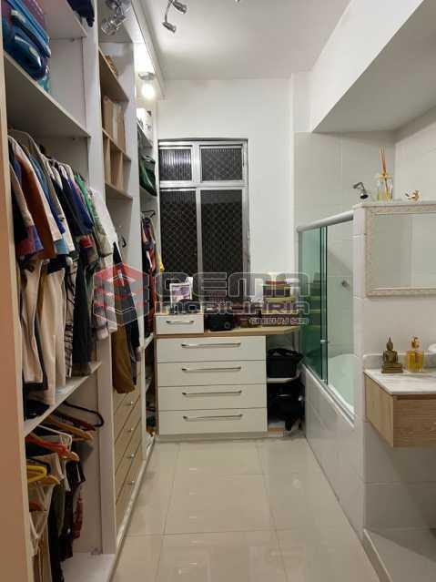 Banheiro suíte - Apartamento 2 quartos para alugar Glória, Zona Sul RJ - R$ 2.500 - LAAP25601 - 13