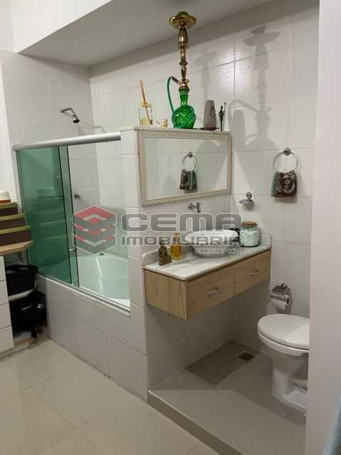 Banheiro suíte - Apartamento 2 quartos para alugar Glória, Zona Sul RJ - R$ 2.500 - LAAP25601 - 14