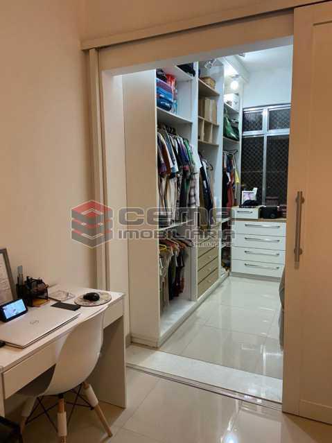 Closet suíte - Apartamento 2 quartos para alugar Glória, Zona Sul RJ - R$ 2.500 - LAAP25601 - 12