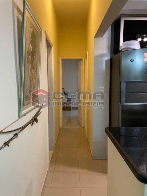 Circulação - Apartamento 2 quartos para alugar Glória, Zona Sul RJ - R$ 2.500 - LAAP25601 - 9