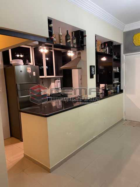 Cozinha - Apartamento 2 quartos para alugar Glória, Zona Sul RJ - R$ 2.500 - LAAP25601 - 5