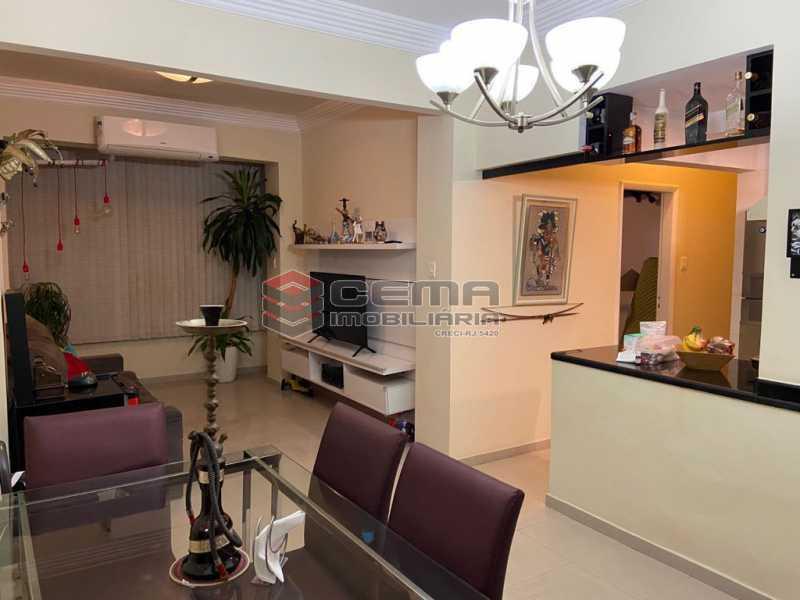 Sala - Apartamento 2 quartos para alugar Glória, Zona Sul RJ - R$ 2.500 - LAAP25601 - 1