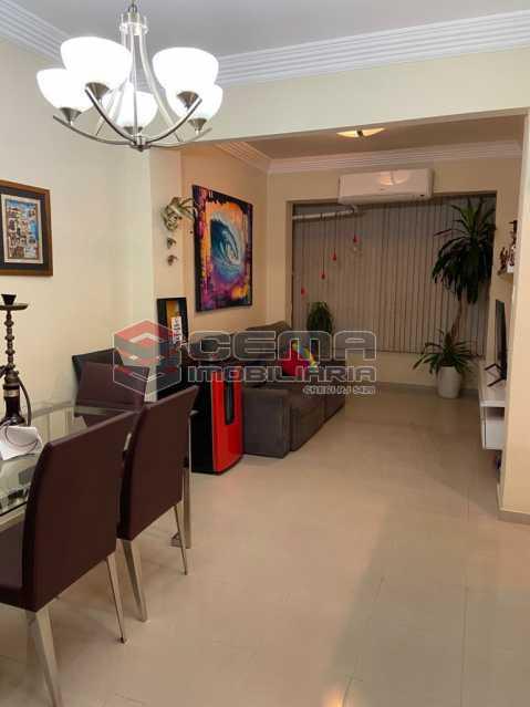 Sala - Apartamento 2 quartos para alugar Glória, Zona Sul RJ - R$ 2.500 - LAAP25601 - 3