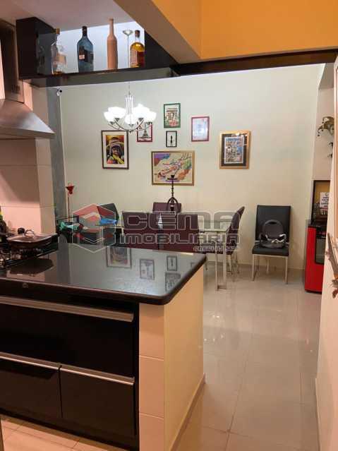 Cozinha - Apartamento 2 quartos para alugar Glória, Zona Sul RJ - R$ 2.500 - LAAP25601 - 6