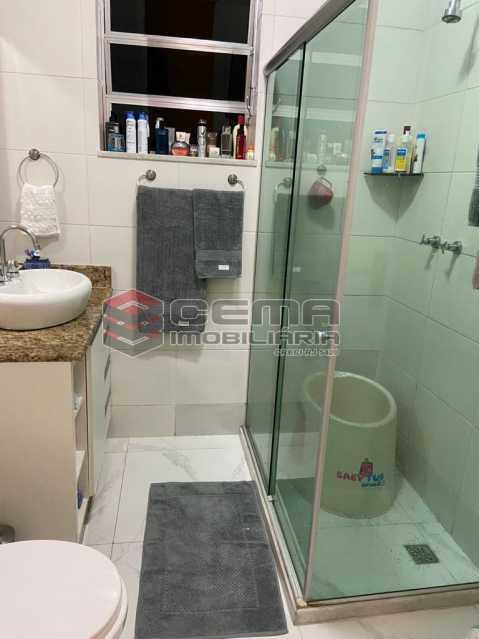 Banheiro social - Apartamento 2 quartos para alugar Glória, Zona Sul RJ - R$ 2.500 - LAAP25601 - 19