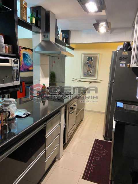 Cozinha - Apartamento 2 quartos para alugar Glória, Zona Sul RJ - R$ 2.500 - LAAP25601 - 8