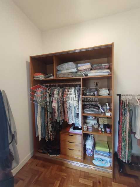 10 - Apartamento 1 quarto à venda Catete, Zona Sul RJ - R$ 425.000 - LAAP13118 - 11