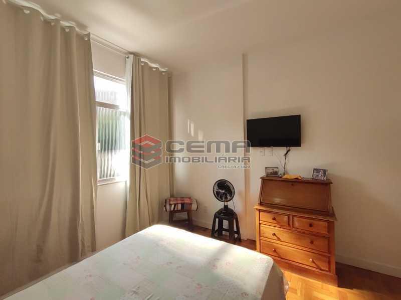 24 - Apartamento 1 quarto à venda Catete, Zona Sul RJ - R$ 425.000 - LAAP13118 - 25