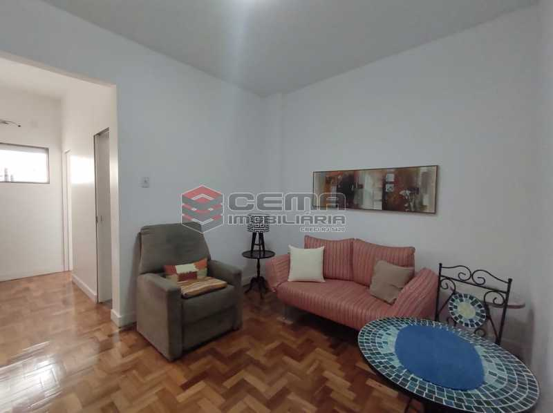 2 - Apartamento 1 quarto à venda Catete, Zona Sul RJ - R$ 425.000 - LAAP13118 - 3