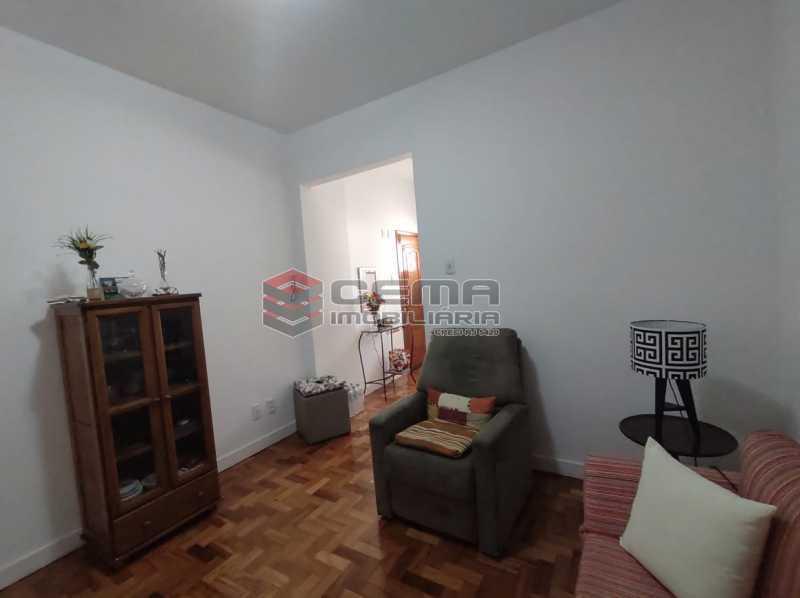 4 - Apartamento 1 quarto à venda Catete, Zona Sul RJ - R$ 425.000 - LAAP13118 - 5