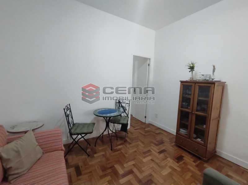 3 - Apartamento 1 quarto à venda Catete, Zona Sul RJ - R$ 425.000 - LAAP13118 - 4