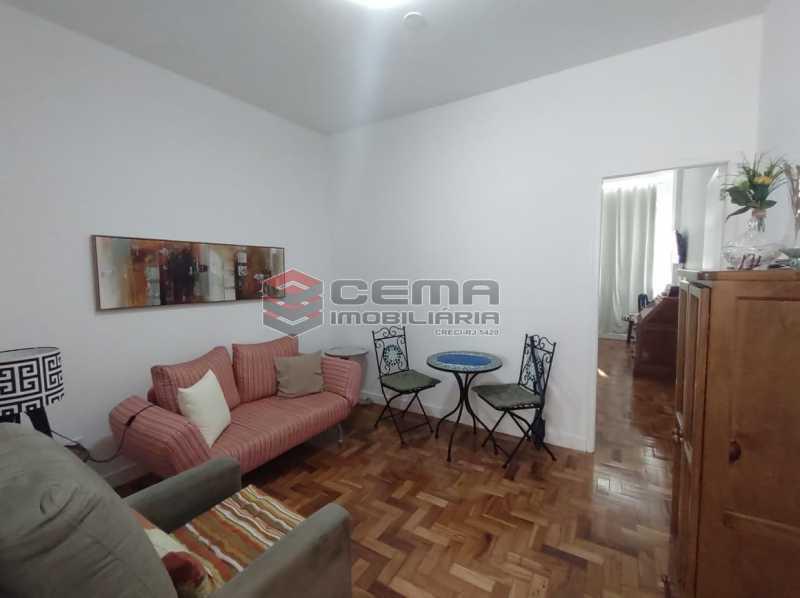 1 - Apartamento 1 quarto à venda Catete, Zona Sul RJ - R$ 425.000 - LAAP13118 - 1