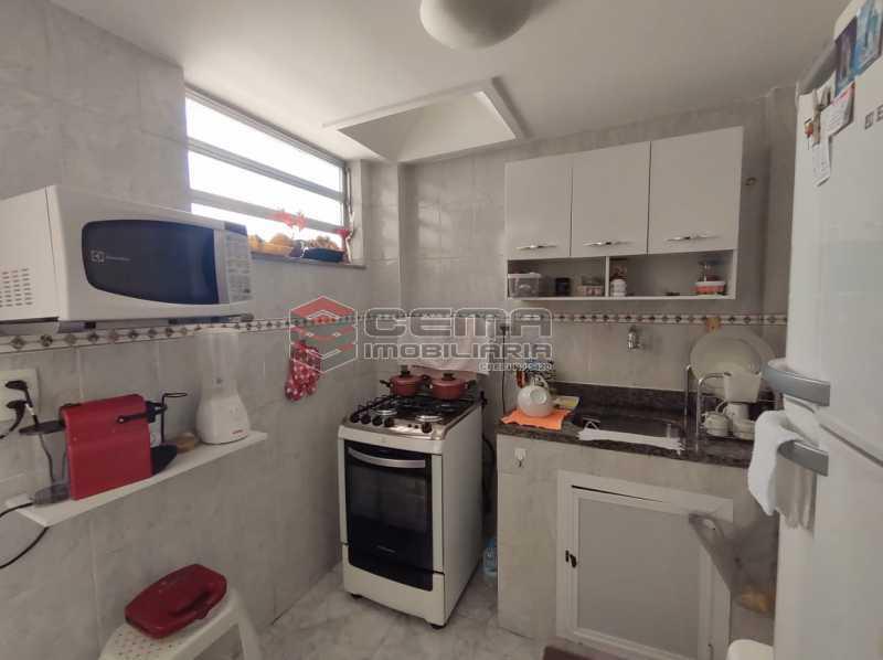 12 - Apartamento 1 quarto à venda Catete, Zona Sul RJ - R$ 425.000 - LAAP13118 - 13