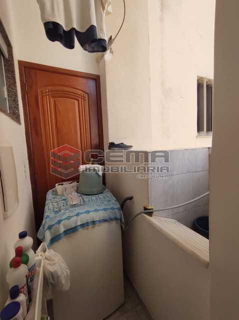 18 - Apartamento 1 quarto à venda Catete, Zona Sul RJ - R$ 425.000 - LAAP13118 - 19