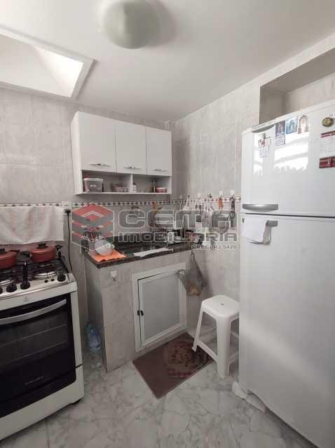 14 - Apartamento 1 quarto à venda Catete, Zona Sul RJ - R$ 425.000 - LAAP13118 - 15