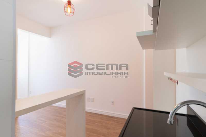 cozinha - Excelente Apartamento Quarto e sala reformadíssimo no Flamengo - LAAP13125 - 9