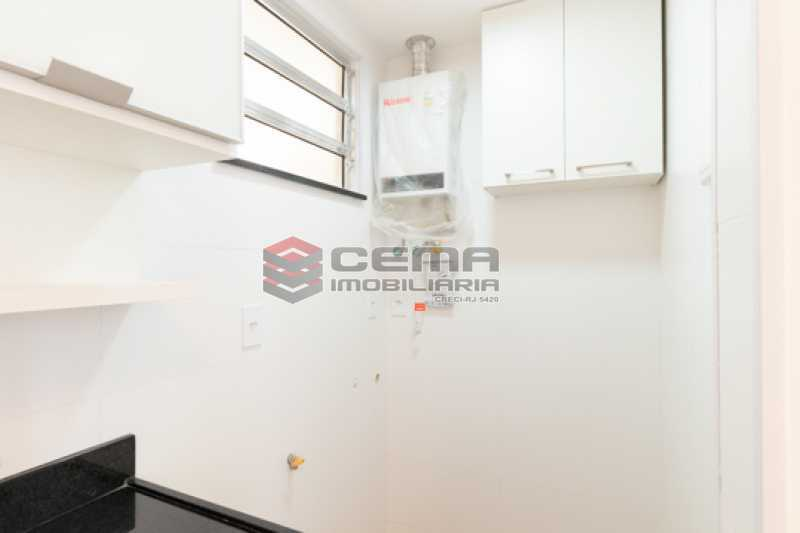 cozinha - Excelente Apartamento Quarto e sala reformadíssimo no Flamengo - LAAP13125 - 12