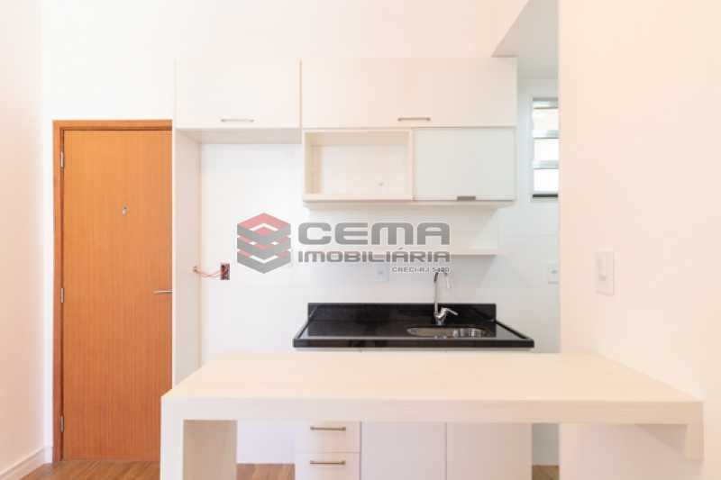 cozinha - Excelente Apartamento Quarto e sala reformadíssimo no Flamengo - LAAP13125 - 13