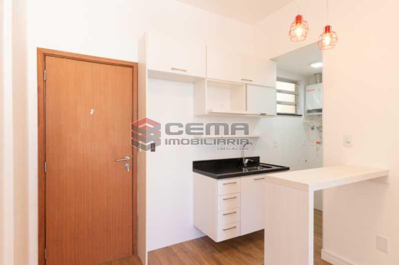 cozinha - Excelente Apartamento Quarto e sala reformadíssimo no Flamengo - LAAP13125 - 14