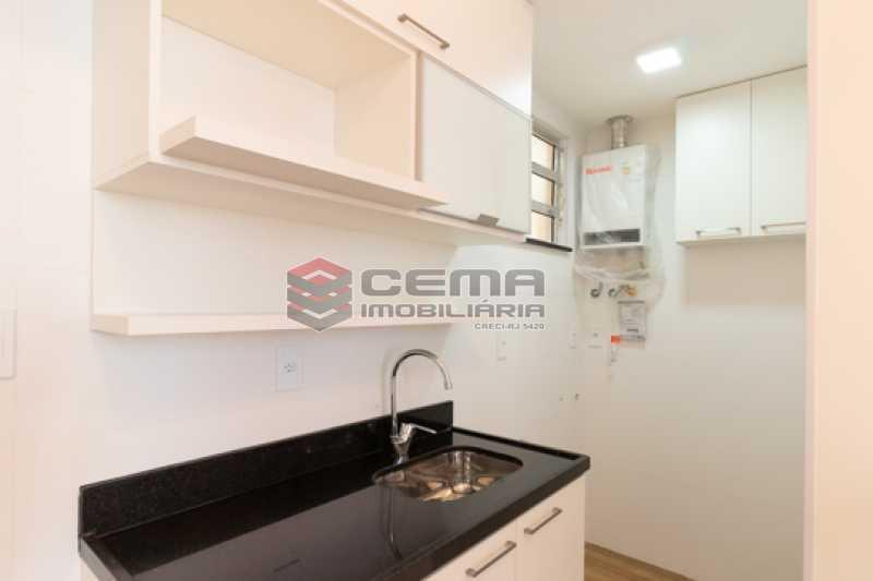 cozinha - Excelente Apartamento Quarto e sala reformadíssimo no Flamengo - LAAP13125 - 15