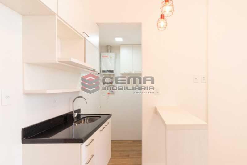 cozinha - Excelente Apartamento Quarto e sala reformadíssimo no Flamengo - LAAP13125 - 16