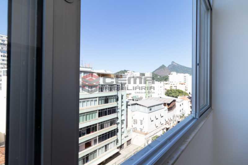 vista - Excelente Apartamento Quarto e sala reformadíssimo no Flamengo - LAAP13125 - 22