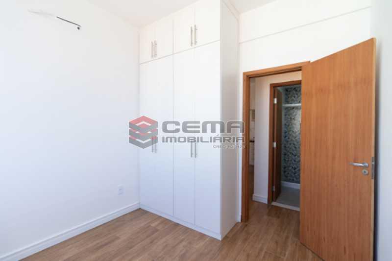 quarto - Excelente Apartamento Quarto e sala reformadíssimo no Flamengo - LAAP13125 - 24