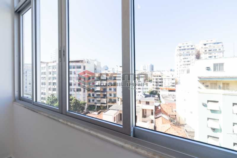 quarto - Excelente Apartamento Quarto e sala reformadíssimo no Flamengo - LAAP13125 - 26