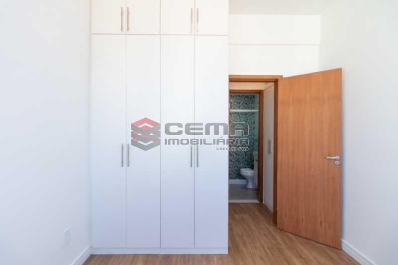 quarto - Excelente Apartamento Quarto e sala reformadíssimo no Flamengo - LAAP13125 - 27