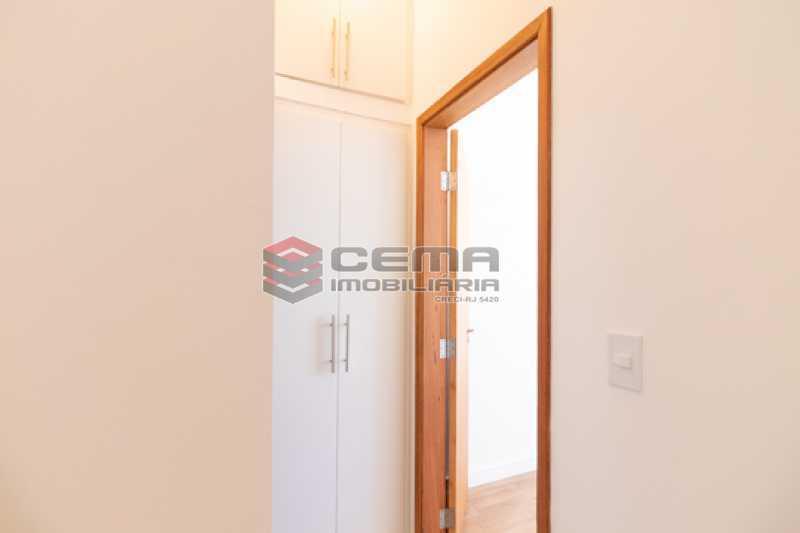 sala - Excelente Apartamento Quarto e sala reformadíssimo no Flamengo - LAAP13125 - 7