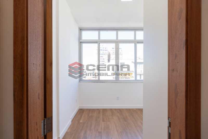 quarto - Excelente Apartamento Quarto e sala reformadíssimo no Flamengo - LAAP13125 - 28
