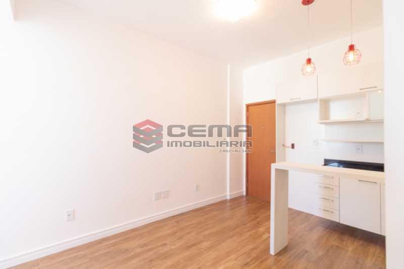 sala - Excelente Apartamento Quarto e sala reformadíssimo no Flamengo - LAAP13125 - 6