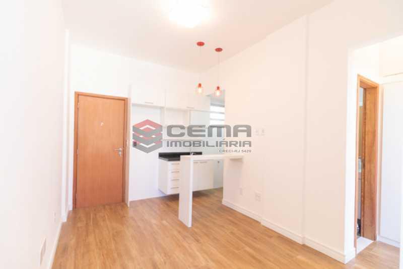 -sala - Excelente Apartamento Quarto e sala reformadíssimo no Flamengo - LAAP13125 - 4