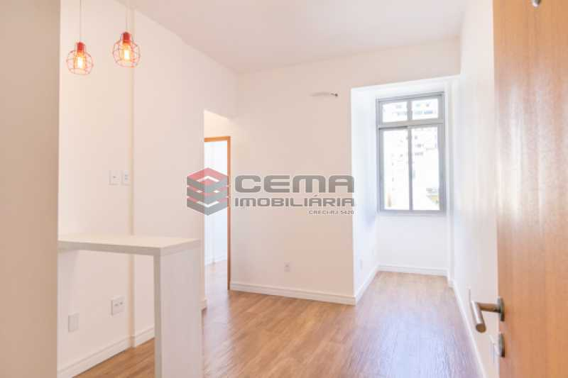 sala - Excelente Apartamento Quarto e sala reformadíssimo no Flamengo - LAAP13125 - 1