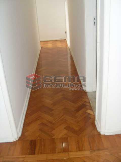 corredor - Apartamento 3 quartos para alugar Glória, Zona Sul RJ - R$ 3.500 - LAAP34731 - 12
