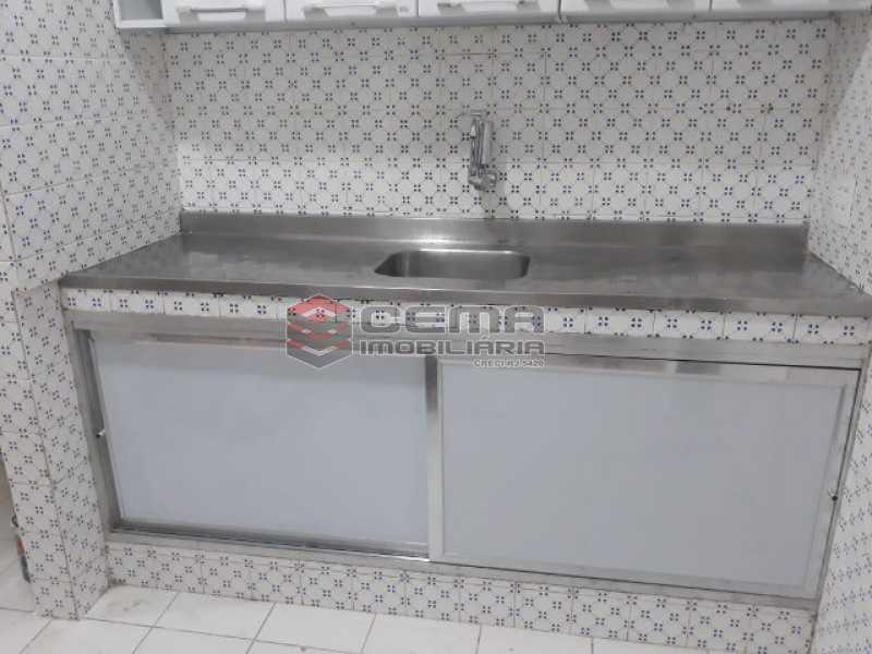 cozinha2 - Apartamento 3 quartos para alugar Glória, Zona Sul RJ - R$ 3.500 - LAAP34731 - 9
