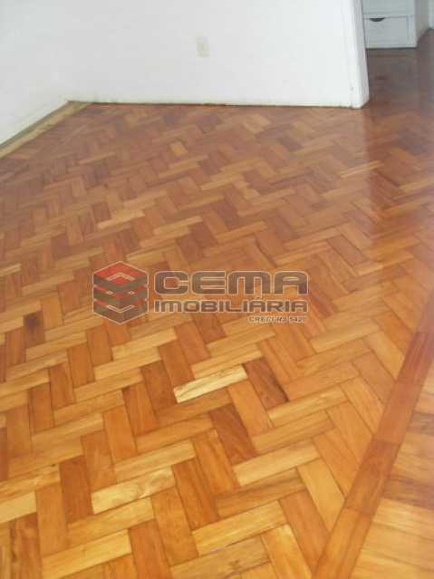 sala - Apartamento 3 quartos para alugar Glória, Zona Sul RJ - R$ 3.500 - LAAP34731 - 13