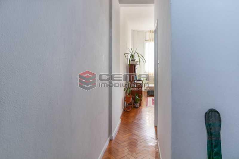 -1 - Apartamento 1 quarto à venda Catete, Zona Sul RJ - R$ 420.000 - LAAP13129 - 4
