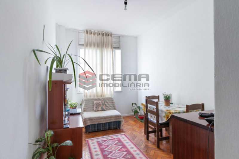 -2 - Apartamento 1 quarto à venda Catete, Zona Sul RJ - R$ 420.000 - LAAP13129 - 5