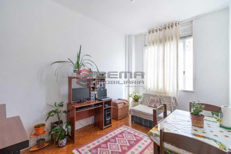 -5 - Apartamento 1 quarto à venda Catete, Zona Sul RJ - R$ 420.000 - LAAP13129 - 1