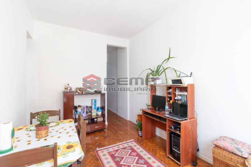 -6 - Apartamento 1 quarto à venda Catete, Zona Sul RJ - R$ 420.000 - LAAP13129 - 3