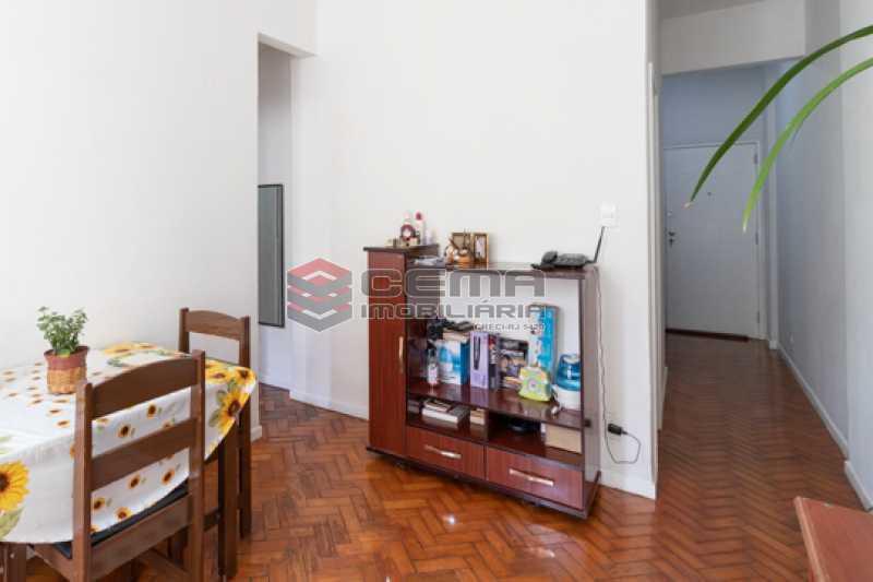 -8 - Apartamento 1 quarto à venda Catete, Zona Sul RJ - R$ 420.000 - LAAP13129 - 9