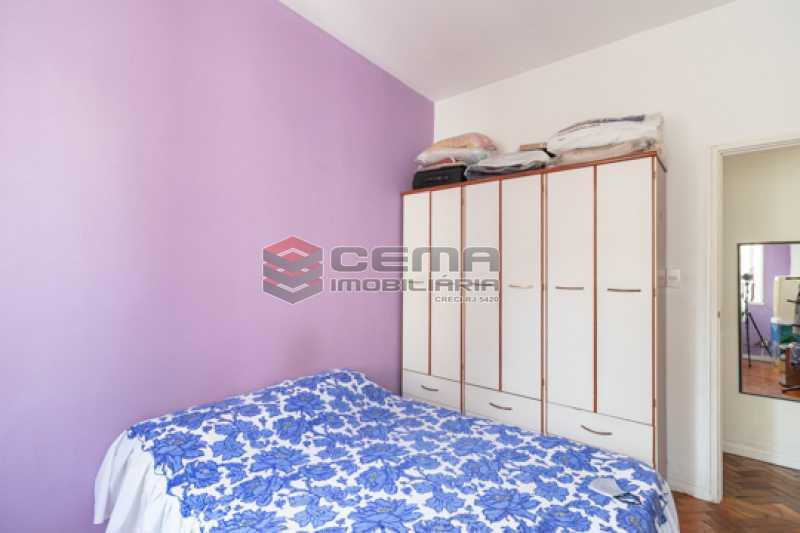 -9 - Apartamento 1 quarto à venda Catete, Zona Sul RJ - R$ 420.000 - LAAP13129 - 10
