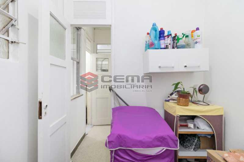 -16 - Apartamento 1 quarto à venda Catete, Zona Sul RJ - R$ 420.000 - LAAP13129 - 17