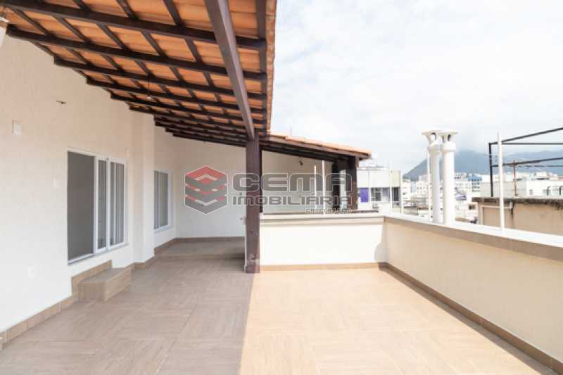 1 - Cobertura 1 quarto à venda Flamengo, Zona Sul RJ - R$ 640.000 - LACO10045 - 1