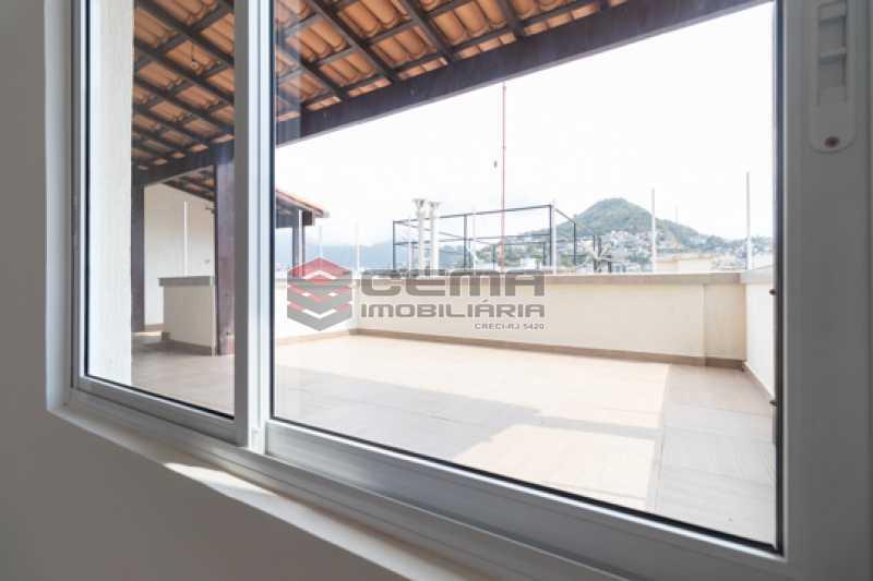 10 - Cobertura 1 quarto à venda Flamengo, Zona Sul RJ - R$ 640.000 - LACO10045 - 11