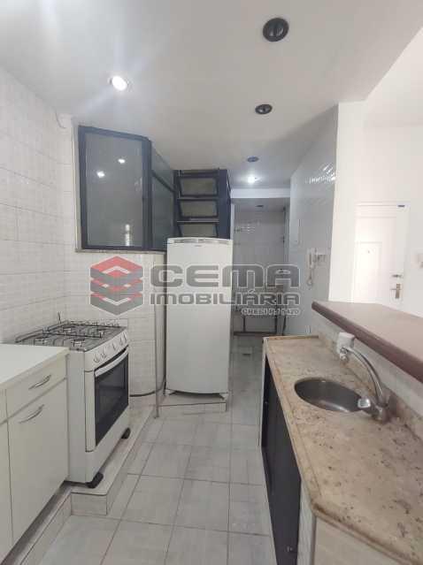 cozinha - Excelente Apartamento 2 quartos no Catete - LAAP25614 - 15