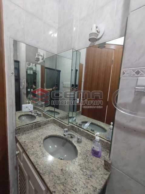 banheiro social - Excelente Apartamento 2 quartos no Catete - LAAP25614 - 14