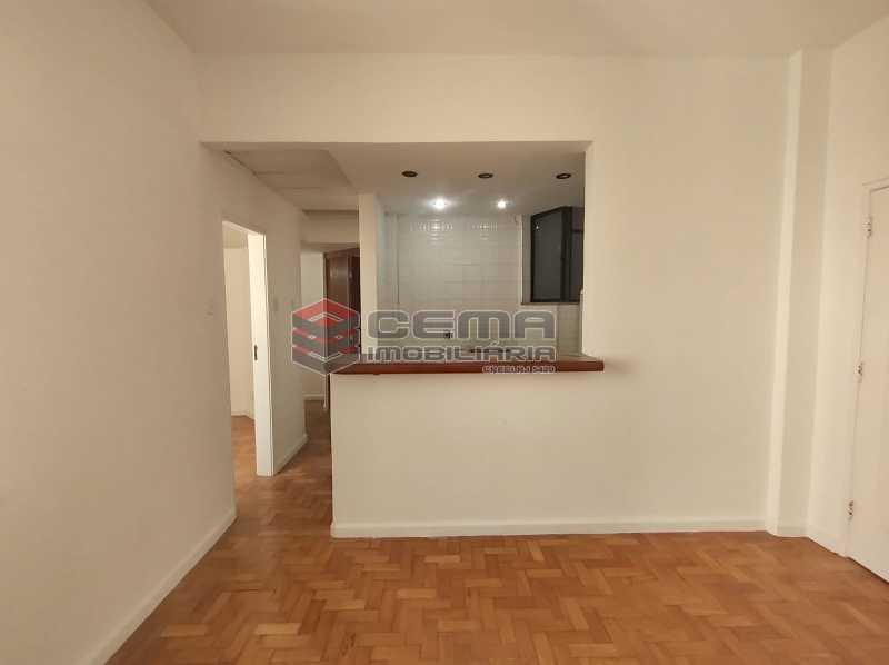 sala - Excelente Apartamento 2 quartos no Catete - LAAP25614 - 4