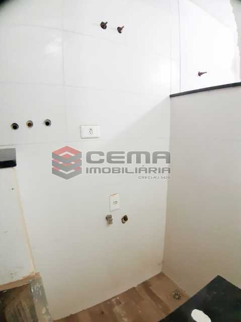 Área de serviço  - Apartamento 1 quarto para alugar Flamengo, Zona Sul RJ - R$ 1.600 - LAAP13145 - 11